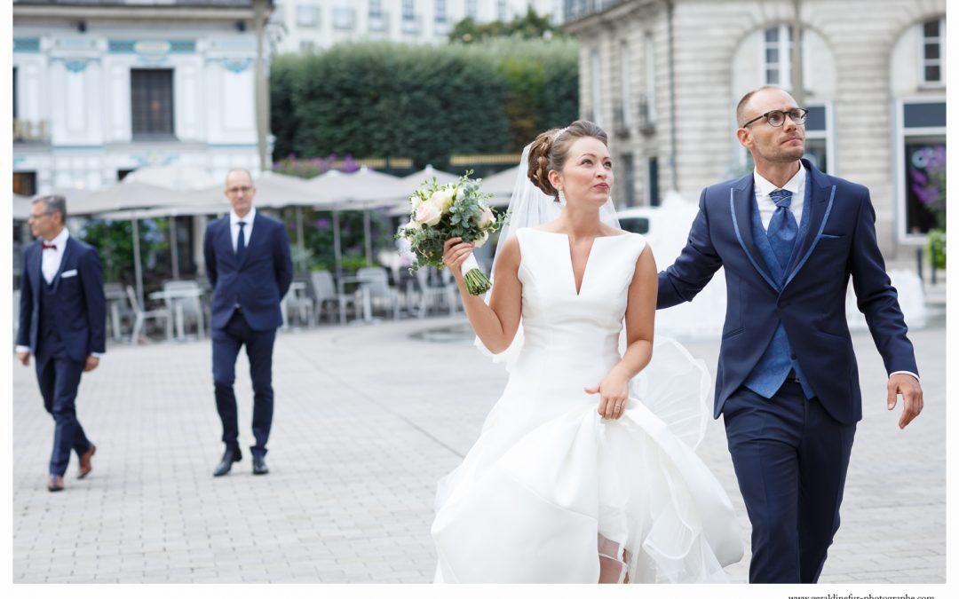 Anne-Laure et Mathieu
