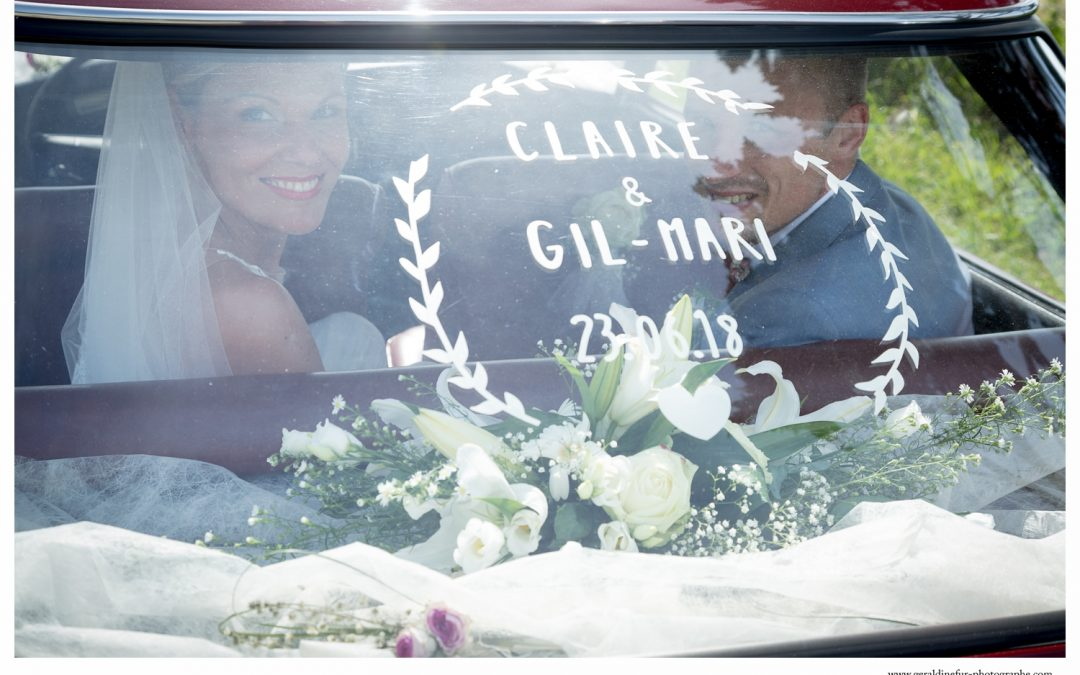 Claire et Gil-Mari