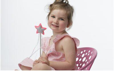 Celia, petite princesse.