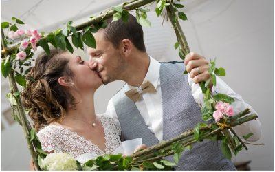 Mariage sur les bords de Loire.